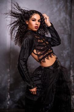 Bizarre Couture Photoshoot for Moira Magazine
