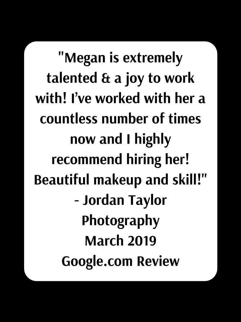 Jordan's Review