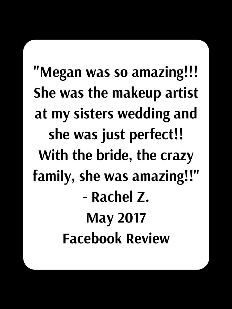 Rachel's Review