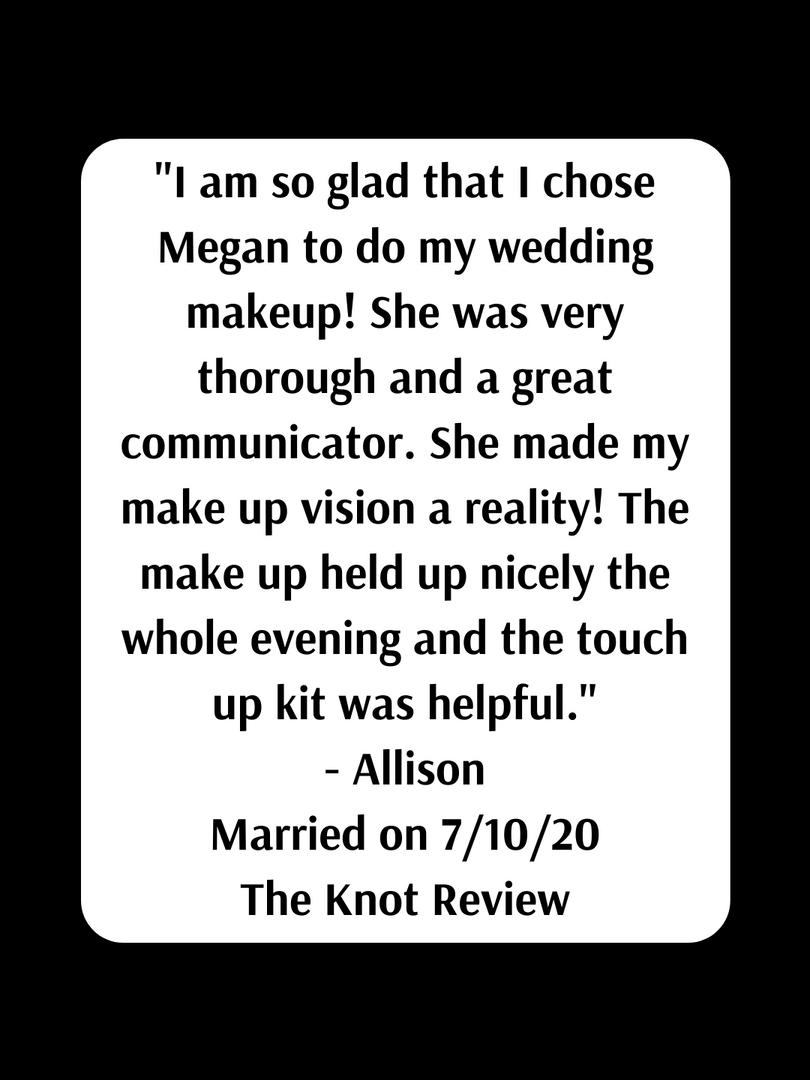 Allison's Review