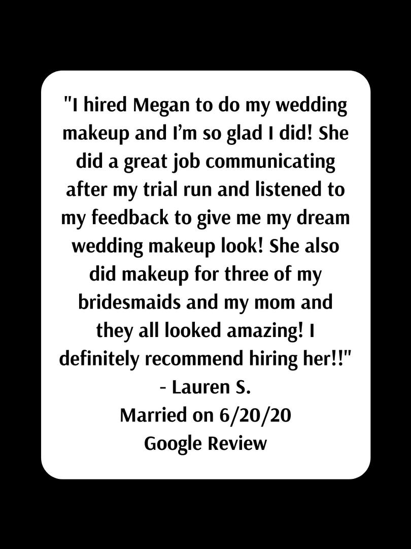 Lauren's Review