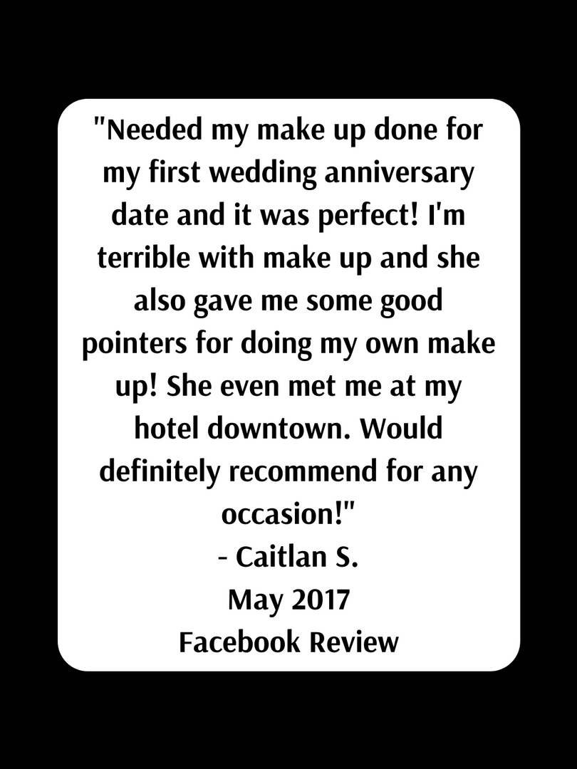 Caitlan's Review
