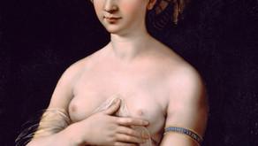 La Fornarina, la donna amata da Raffaello.