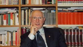 Intervista al Critico d'Arte e Storico dell'Arte Prof. Gerardo Pecci