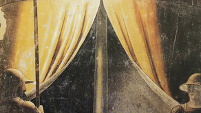 Il sogno di Costantino di Piero della Francesca