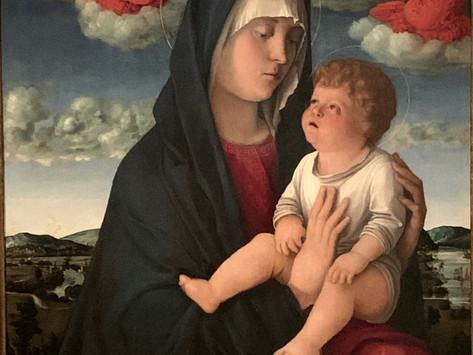 La dolcezza nelle Madonne di Giovanni Bellini