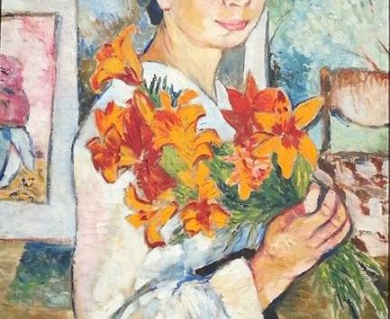 """""""Natalia Goncharova Una donna e le avanguardie, tra Gauguin, Matisse e Picasso"""""""