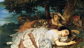 Gustave Courbet e le Fanciulle sulla riva della Senna