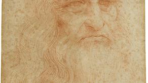 """""""Autoritratto"""" di Leonardo da Vinci"""