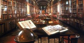 La Biblioteca Reale di Torino e la preziosa raccolta di Opere d'Arte.
