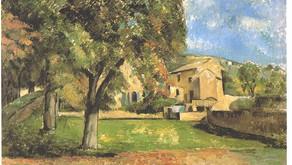 Cézanne: in quale modo influì gli artisti italiani del '900?