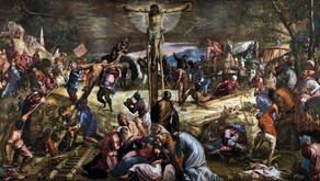 Tintoretto e la Crocifissione presente nella Scuola Grande di San Rocco