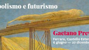 Segnalazione Mostra: Gaetano Previati a Ferrara fino al 27 Dicembre 2020