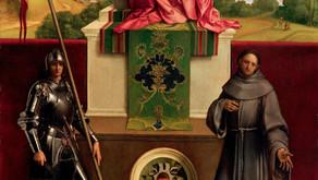 Giorgione e la Cara Cecilia: Piccola Curiosità