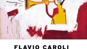"""Flavio Caroli  e il nuovo saggio """"I SETTE PILASTRI DELL'ARTE DI OGGI""""  Mondadori Editore."""