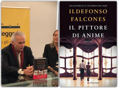 """Evento PordenoneLegge Recensione del Romanzo """"Il Pittore di anime"""" di Ildefonso Falcones"""