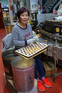 fortune cookie Chinatown