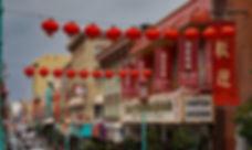 San Francisco Chinatown chinese lights