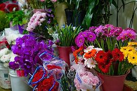 Chinatown flowers
