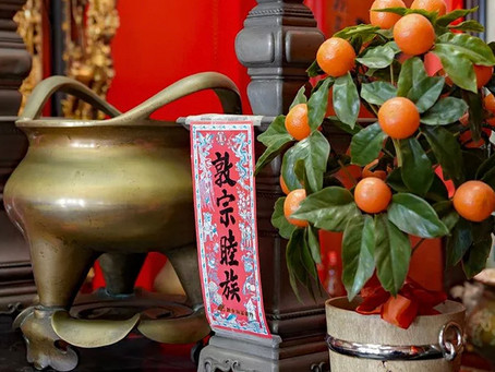 How to Celebrate Chinese New Year at Home