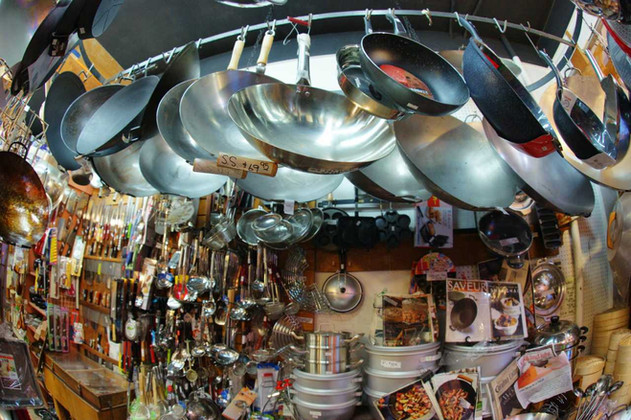 The Wok Shop