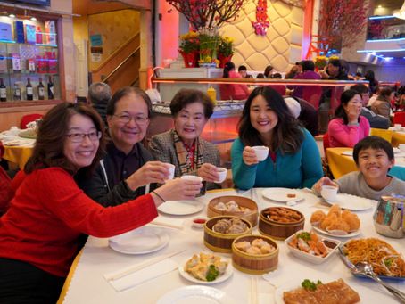 Chinese New Year: A Personal Reflection