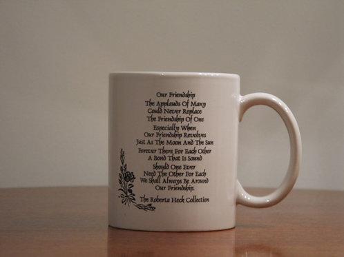 Our Friendship Mug