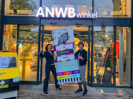 ANWB Reizen nieuwe partner van Travel Impact Lab
