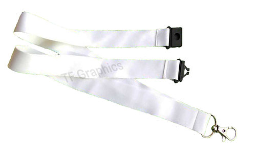 Safety Break Clip Lanyard - Personalised