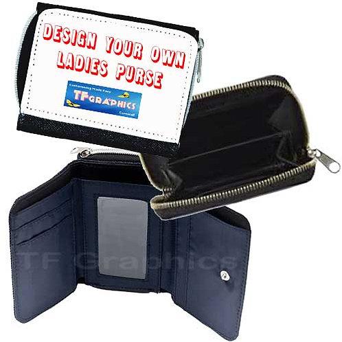 Ladies Photo Wallet - Personalised