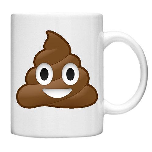 Poo Emoji - 11oz Mug Design
