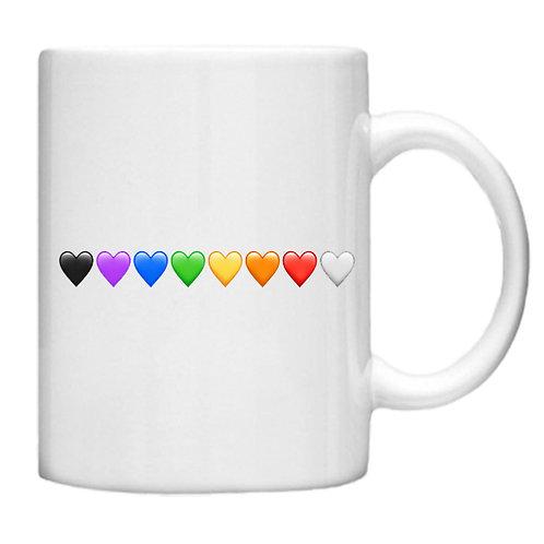 Heart Emoji Mug - 11oz Mug Design