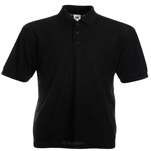 Adult polo shirt Personalised