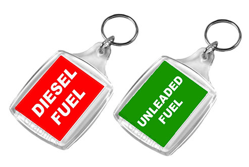 Fuel Reminder Keyring