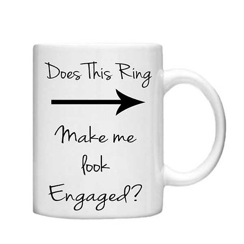Does this ring -11oz mug - Choice off different handles a colour