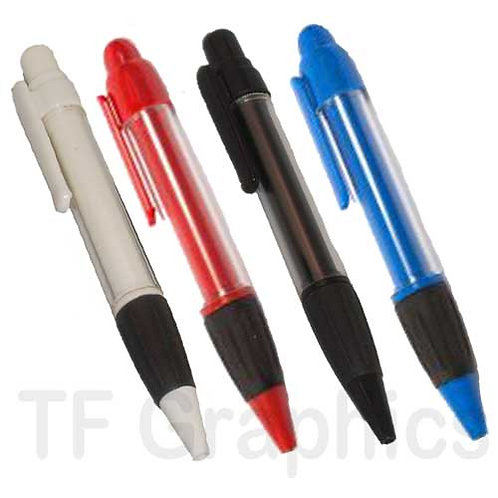Picture Insert Pens - 4 Body Colours - Personalised