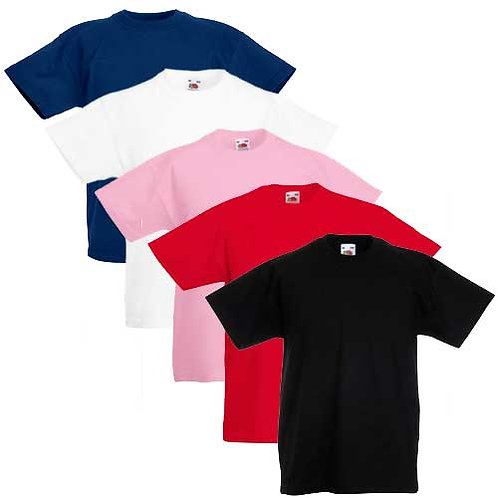 Childrens T-Shirts Personalised