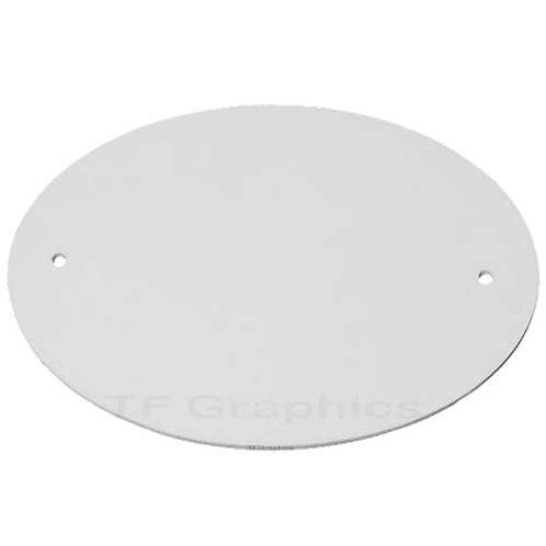Oval Door Plaque   - Personalised