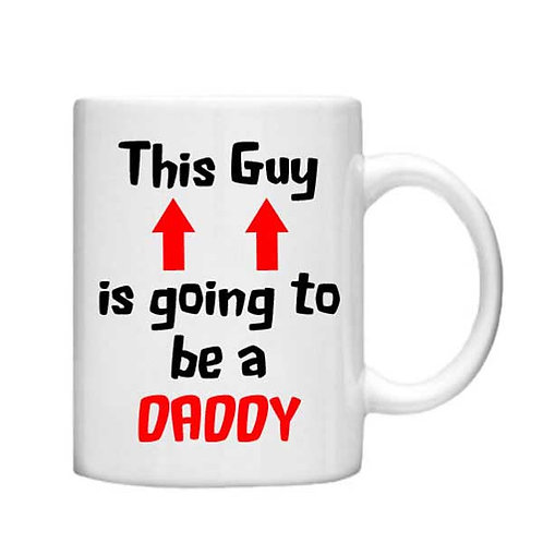 This Guy is -11oz mug - Choice off different handles a colour