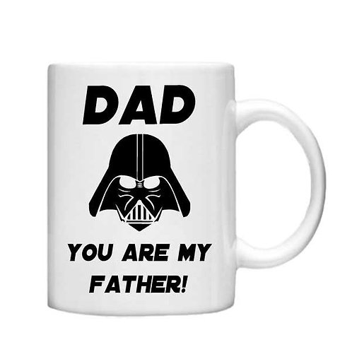 Dad you are my Father11oz Mug - Choice off different handles and colours