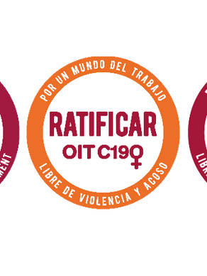 The ITUC #RatifyC190 Campaign Newsletter No. 10 is out now!