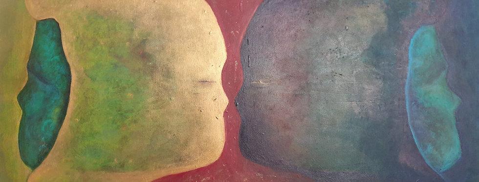 Dvi sielos pusės