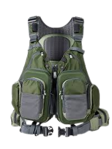 LL Bean Rapid River Vest