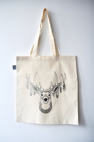 Fair Trade Limited edition Tote bag