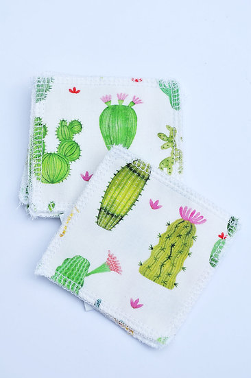 The Fair Square   cotton pads