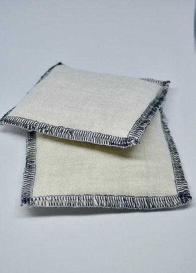 Zero waste Dish sponge - linen