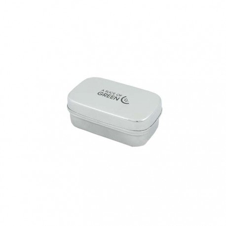 Small Stainless steel container - Ideal for soaps or snacks