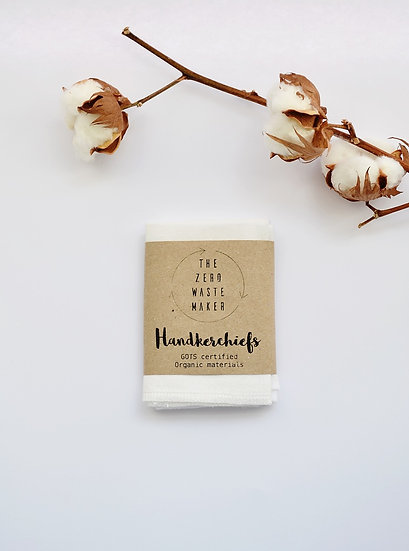 Reusable Handkerchiefs