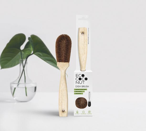 Dish Brush - Natural Fibres