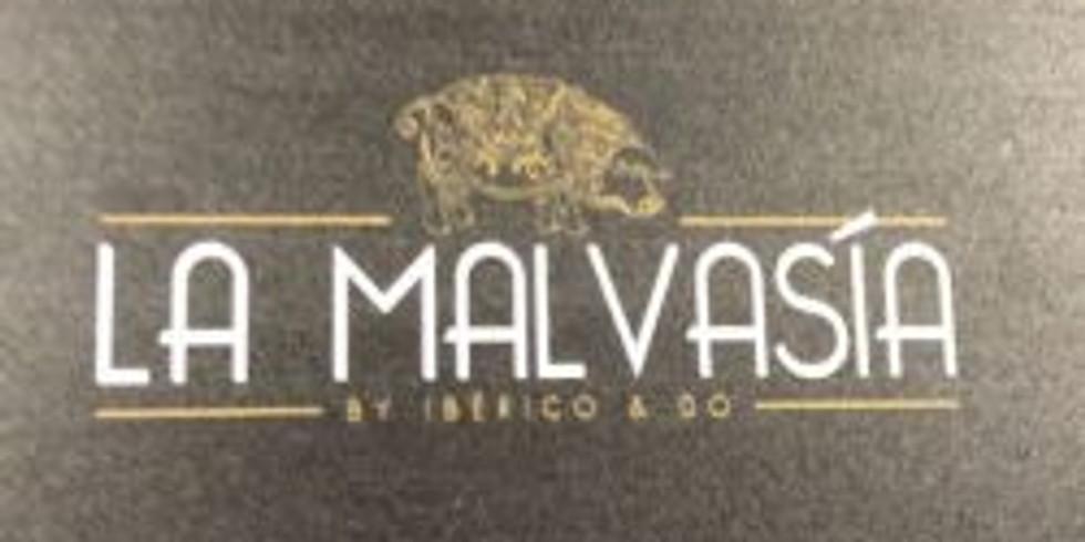 Cena Maridaje en el Restaurante La Malvasía